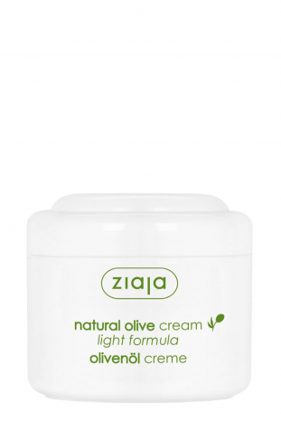 Ziaja natural olive light
